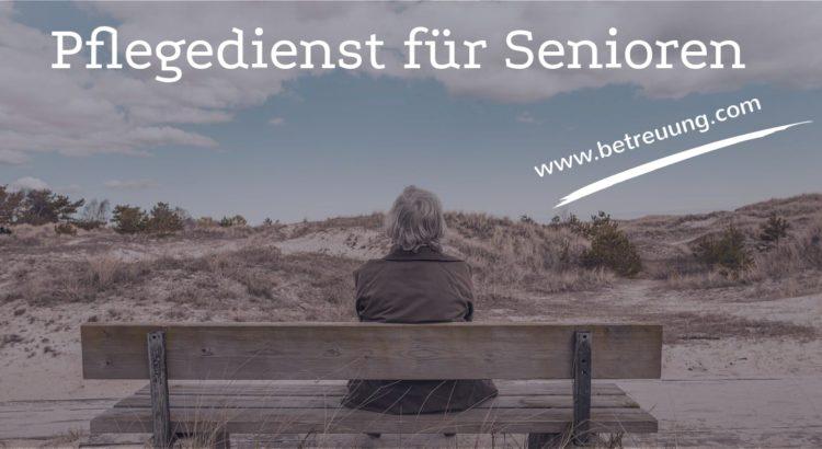 Pflegedienstleitung für Senioren